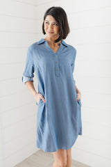 Denim Days Dress - 1/26