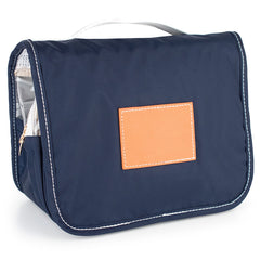 Felix Toiletry Bag - Navy (1-2 Week Production Time)