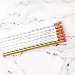 'You Got This' Pencils (Pack of 7)