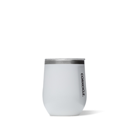 12 oz Stemless Cocktail by Corkcicle - Gloss White