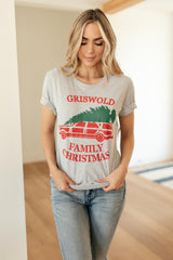 Griswold Family Christmas Graphic Tee (Ships in 1-2 Weeks) - 11/24
