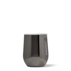 12 oz Stemless Cocktail by Corkcicle - Gunmetal