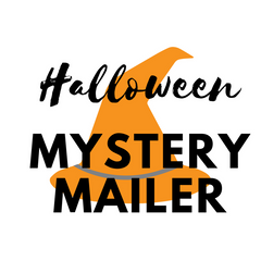 Halloween Mystery Mailer (Ships by Mid October)