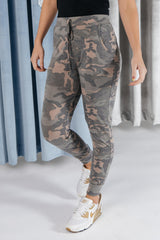 Hidden In Comfort Camo Joggers (Ships in 1-2 Weeks) - 11/30