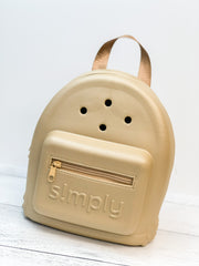 Simply Backpack by Simply Southern - Gold