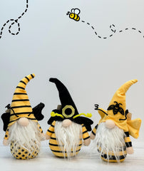 Bee Gnomes Table Decor