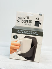 Joeski™ Shower Coffee Holder