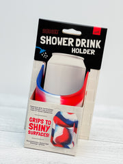 Sudski™ Shower Drink Holder - USA