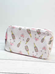 Champagne Dreams Cosmetic Bag