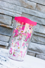 Simply Southern 'Mama Bear' Floral Double Wall Tumbler by Tervis - 16 oz