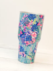 Stainless Steel Tumbler by Lilly Pulitzer - Beach You To It