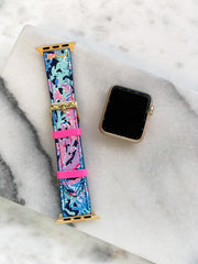 Apple Watch Band by Lilly Pulitzer - Bringing Mermaid Back