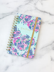 12 Month Medium Agenda by Lilly Pulitzer - Beach You To It