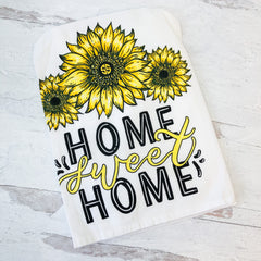 'Home Sweet Home' Dish Towel by Simply Southern