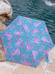 Mini Umbrella by Lilly Pulitzer - Best Fishes
