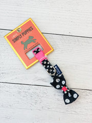 'Dots' Printed Dog Collar by Simply Southern - Choice of Size