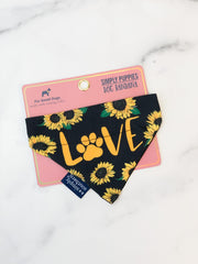 Dog Bandana by Simply Southern - Love