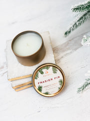 Frasier Fir Travel Tin Candle by Thymes