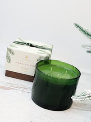 Frasier Fir Poured 3-Wick Candle by Thymes