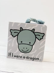 If I Were A Dragon Book by Jellycat