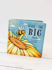 Albee And The Big Seed Book by Kirsten Irving