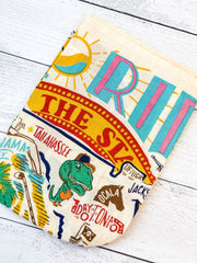 'Florida The Sunshine State' Kitchen Towel by PBK