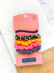Mini Scrunchy Ties by Simply Southern - Sunflowers