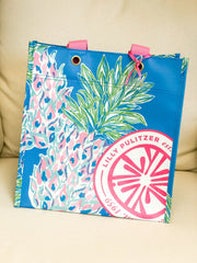 Market Shopper Tote by Lilly Pulitzer - Swizzle Out