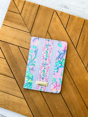 Passport Cover by Lilly Pulitzer - Mermaid in the Shade