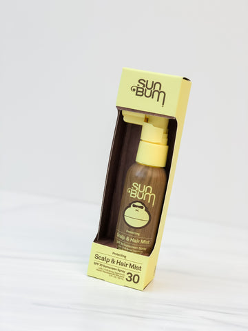 Sun Bum Sunscreen For Hair and Scalp Mist