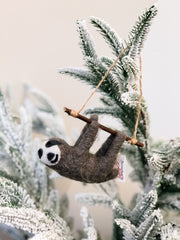 Hanging Sloth Critter by PBK