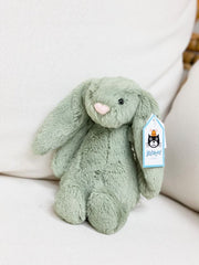Small Bashful Bunny by Jellycat - Fern
