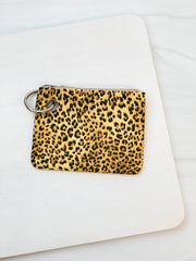 Mini Silicone Pouch by O-Venture - Cheetah