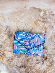 Printed Trifold Wallet by Simply Southern - Leaves