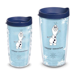 Disney's Frozen 2 'Happy Memories' Olaf Double Wall Tumbler with Lid by Tervis