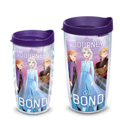 Disney's Frozen 2 'Our Journey, Our Bond' Double Wall Tumbler with Lid by Tervis