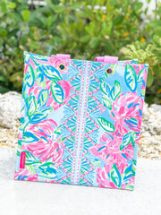 Market Shopper Tote by Lilly Pulitzer - Totally Blossom