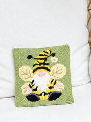 Bee Gnome Hook Pillow