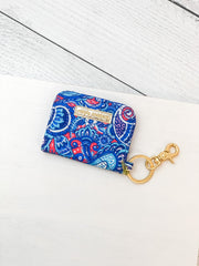 Printed ID Wallet by Simply Southern - Paisley