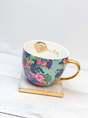 Ceramic Mug by Lilly Pulitzer - Beach You To It