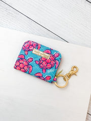 Printed ID Wallet by Simply Southern - Turtles