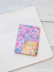 Passport Cover by Lilly Pulitzer - Don't Be Jelly