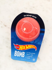 Da Bomb Bath Fizzer - Hot Wheels™ Red Bomb