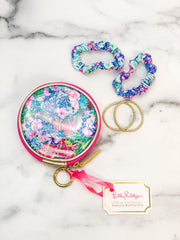 Sport Hair Tie Kit by Lilly Pulitzer - Beach You To It