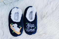 Snoozies! Slippers - Nap Time