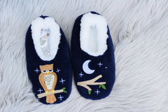 Snoozies! Slippers - Owl