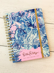 17 Month Large Agenda by Lilly Pulitzer - Shade Seekers