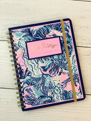 17 Month Monthly Planner by Lilly Pulitzer - Shade Seekers