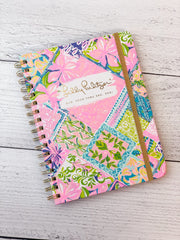 17 Month Monthly Planner by Lilly Pulitzer - Block Party