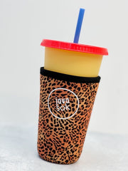 Leopard Java Sok - Medium